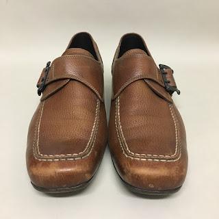 Bottega Veneta Monk Strap Shoes