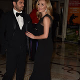 OIC - ENTSIMAGES.COM - Andrew Levitas and Katherine Jenkins at the  Care After Combat Ball  in London .  Ball for military charity, formed by Simon Weston OBE, to support veterans taking their next step back into civilian life 19th May 2016 Photo Mobis Photos/OIC 0203 174 1069