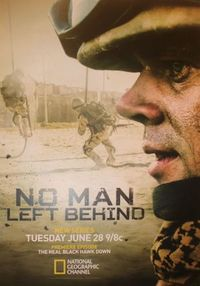 No Man Left Behind: Series 1 EP.1 The Real Black Hawk Down