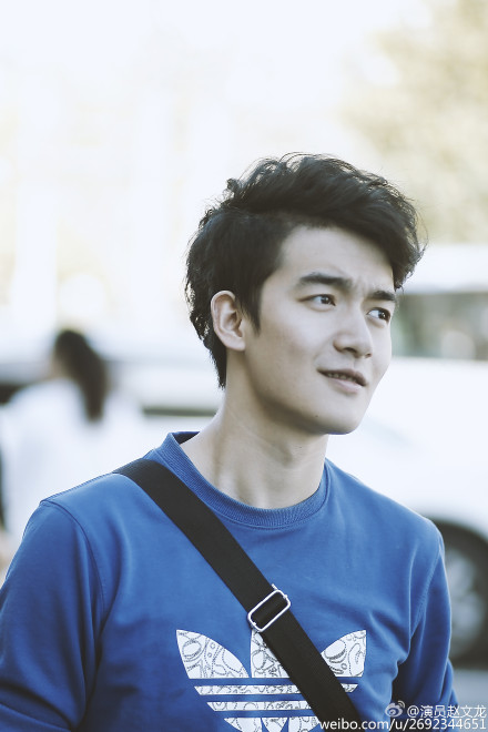 Wei Wen Long  China Actor