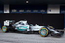 Mercedes W06 Launched at Jerez