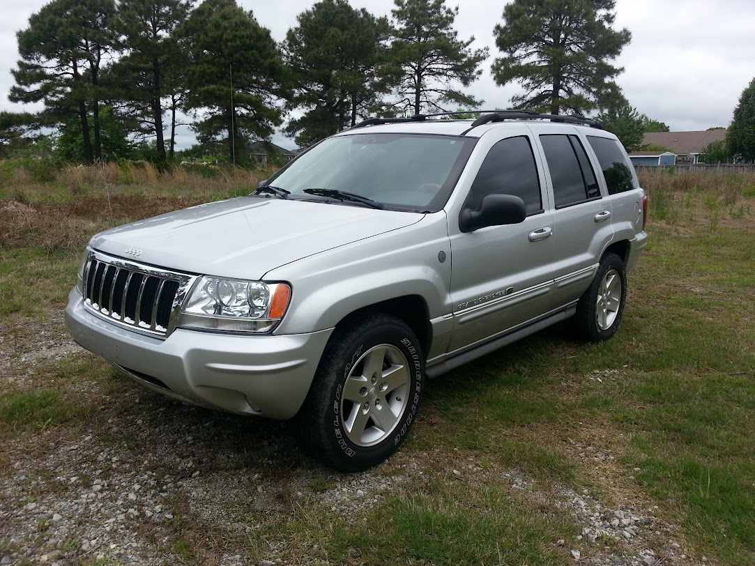 fs 2004 jeep grand cherokee overland 81k the hull truth boating and fishing forum. Black Bedroom Furniture Sets. Home Design Ideas