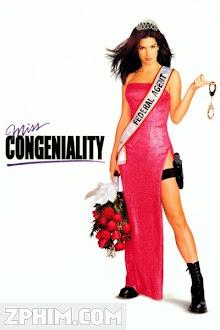 Hoa Hậu FBI - Miss Congeniality (2000) Poster