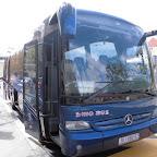 Mercedes Tourino van Dino bus