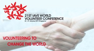 21st IAVE World Volunteer Conference
