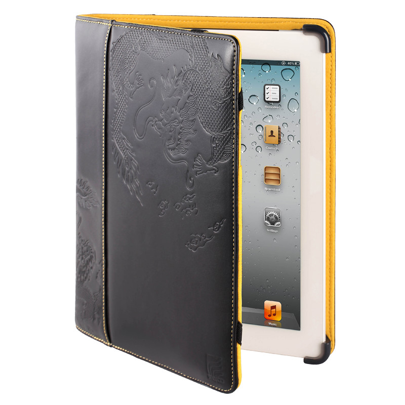 iPad Leather Case by Marcoo