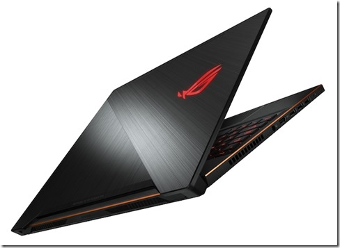 Asus ROG Zephyrus M GM501 & TUF Gaming FX504, Laptop Gaming Bertenaga Intel Coffee Lake