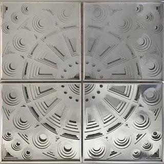 Greg Copeland Signed Quadriptych Wall Sculpture