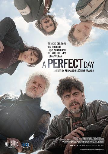 Μια Υπέροχη Μέρα (A Perfect Day) Poster