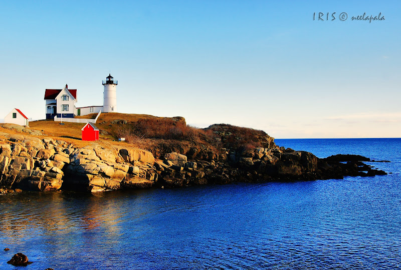 Cape Neddick(Nubble)Lighthouse