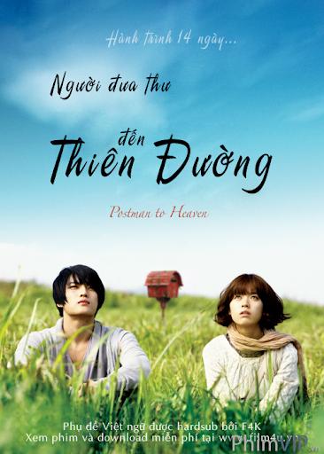 Người Đưa Thư Đến Thiên Đường - Postman To Heaven poster