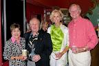 Norma Shultz, board chairman Paul Shultz, board member Leah Davis and John Davis