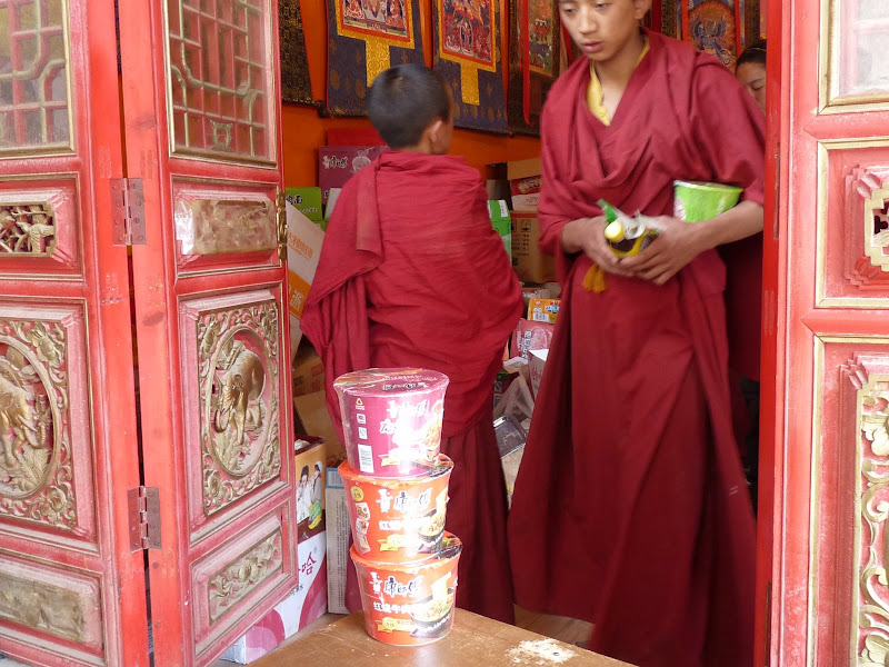Chine.Yunnan. Ganten Sumtsenling Monastery, Shangri la - P1260013.JPG