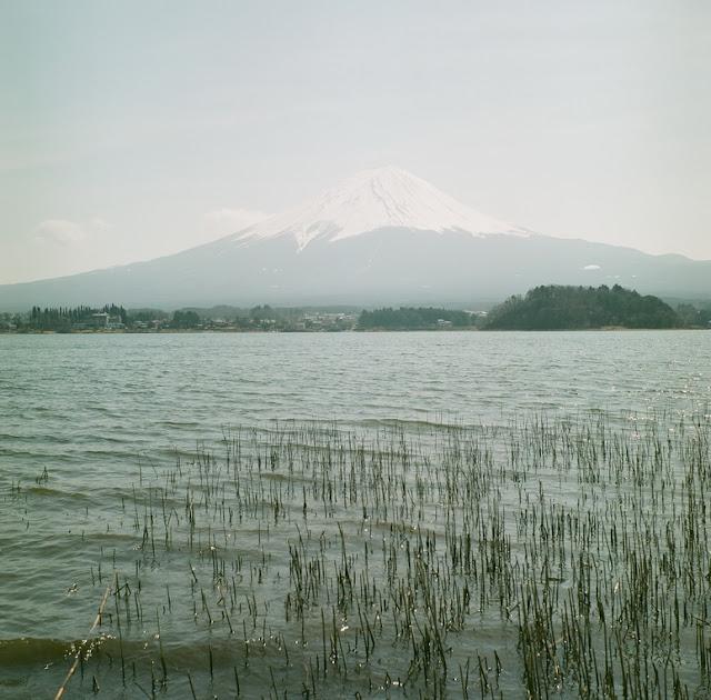 ローライコード 河口湖 富士山