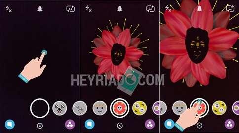 Banyak pengguna yang masih merasa kesulitan bagaimana  Cara Menggunakan Snapchat Lenses di Android