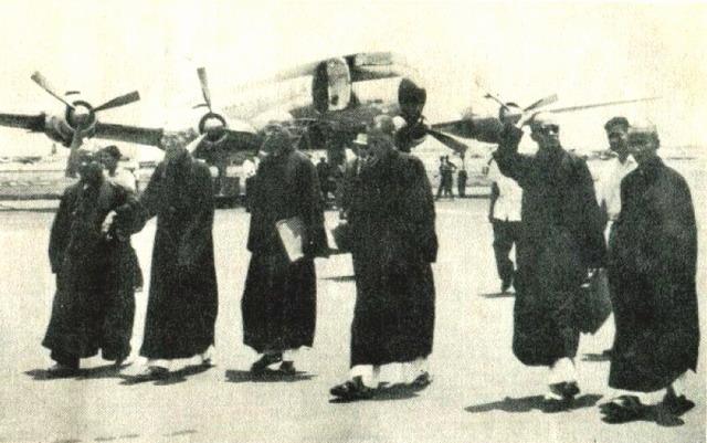 Hồ sơ Pháp Nạn: Điện văn phản đối của Hòa Thượng Thích Tịnh Khiết gởi Tổng Thống Kennedy ngày 1.8.1963