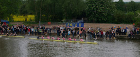 Pembroke rowing