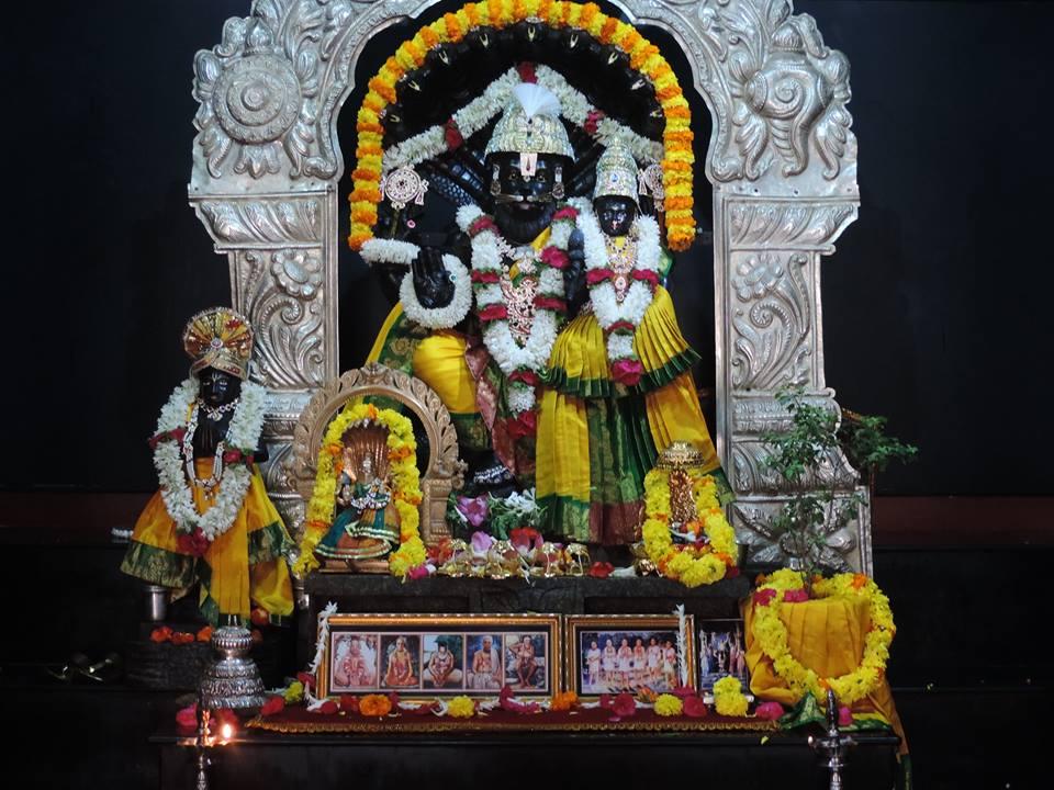 ISKCON Bangalore Deity Darshan 23 Dec 2015 (2)