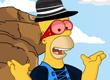 Jogos dos Simpsons Vestir Homer