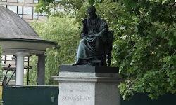 Monumento a Rousseau