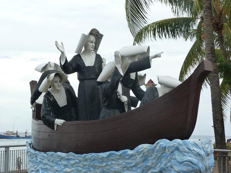 Dumaguete, front de mer