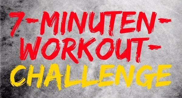 7-Minuten-Workout-Challenge