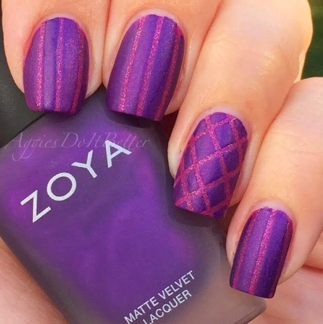 Rapunzel Nails: Aggies Do It Better: Zoya Earth Day Sale 2015: My