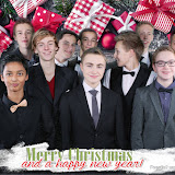 Zuyderzee college Lemmer kerstgala Holiday greetings