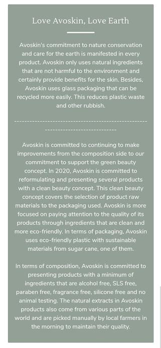 review Avoskin Your Skin Bae Alpha Arbutin 3% + Grapeseed