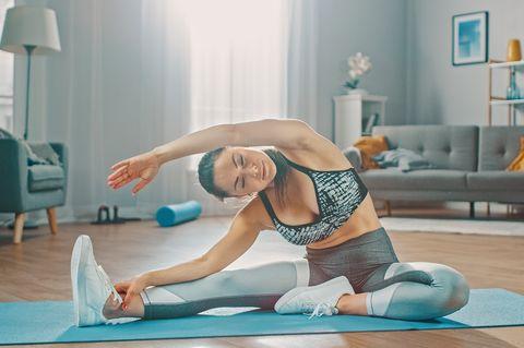 تمارين اللياقة البدنية للنساء