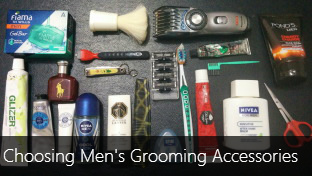 Top Travel Grooming Accessories for Men