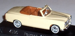 4596 Peugeot 403 cabriolet 1964