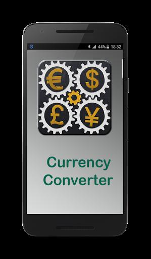 实时货币转换器