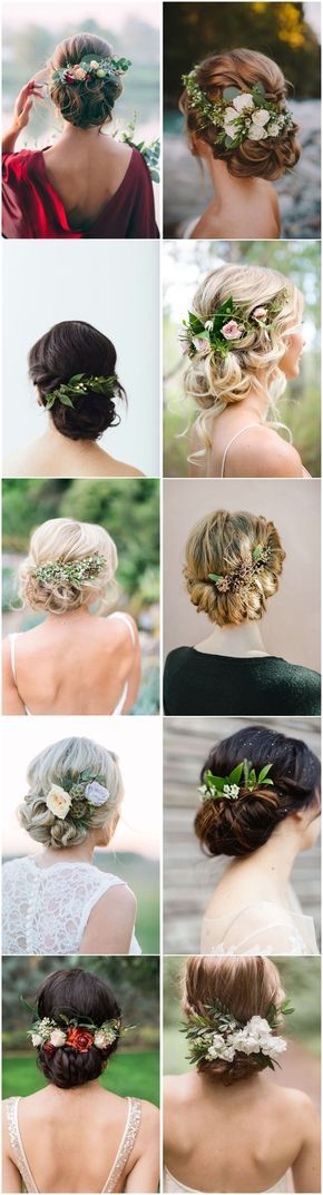 Hairstyles-Gorgeous Wedding Forٍ Chic Bride On Class World 5