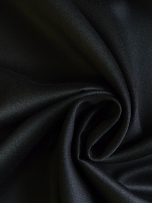 Wool sateen fabric I'm using for my LBD