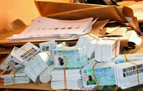 Zamu Kona Duk Katin Da Ba'a Karba Ba Kafin 2019 - INEC