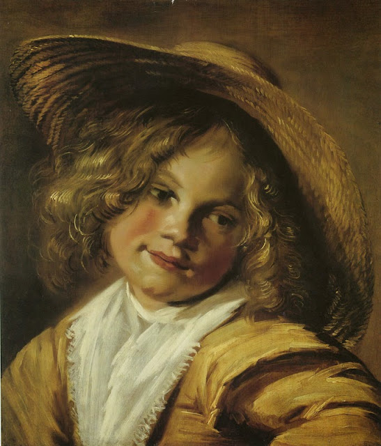 Judith Leyster - Girl with a Straw Hat