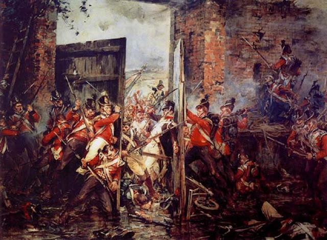 Битва При Ватерлоо 1815 Г