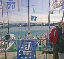 J/70 Genoa Boat Show- Genoa, Italy