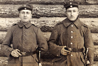 Two members of the Telegraphen Bataillon Nr.2