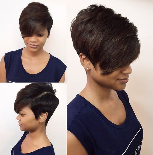 black ladies in 2017-Bob for african american hairstyle 17