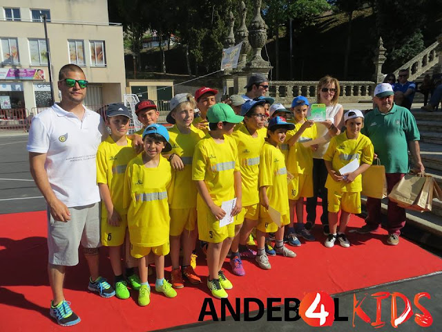 Lamego vence encontro inter-concelhio do torneio Andebol4Kids