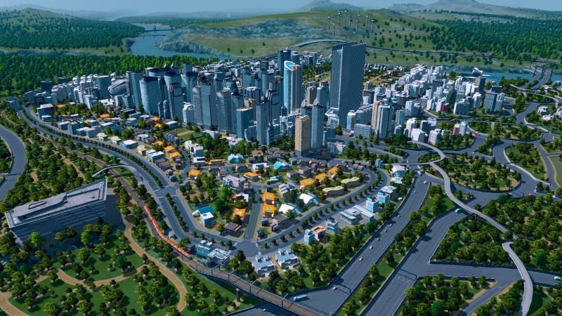 Cities Skylines : Parklife – CODEX + Tüm DLC Paketleri