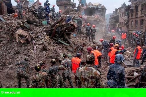 Hình 1: Trung Quốc triển khai số lượng quân nhân kỷ lục tới Nepal