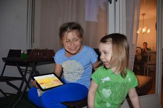 Natalia - z kuzynka Olivia