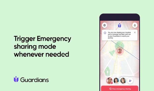 Truecaller تطلق تطبيق Guardians Safety مع تتبع دائم للموقع
