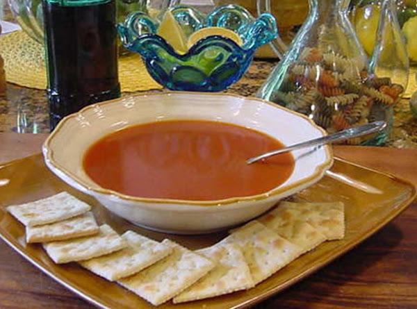 Tomato Soup--bonnie's Recipe
