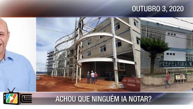 O Brasil em 3 Outubro por Cláudio Lessa.