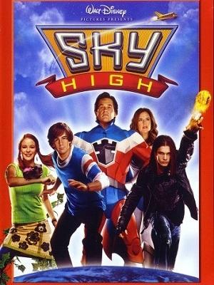 Trường Đào Tạo Siêu Nhân - Sky High 2005