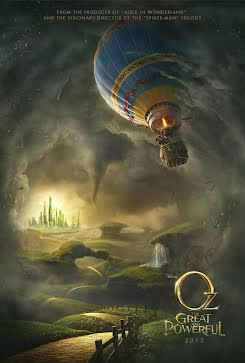 Oz, un mundo de fantasía - Oz: The Great and Powerful (2013)